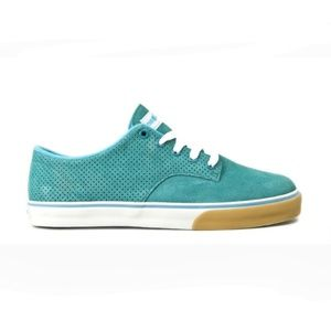 The Hundreds Johnson Teal Sneakers